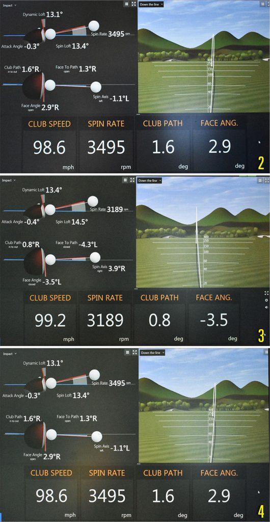 Better Ballstriking Photos 2-4
