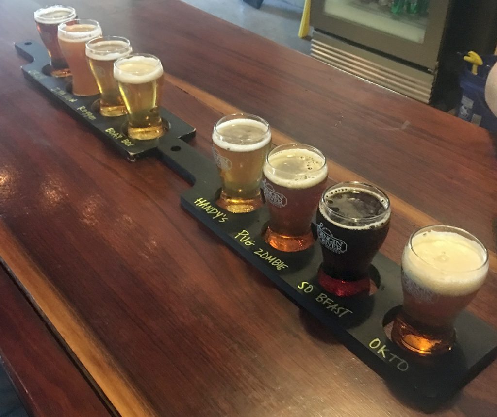 north alabama beer sampler