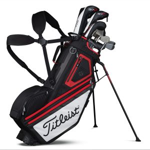 holiday gift guide 2017 titleist stand bags