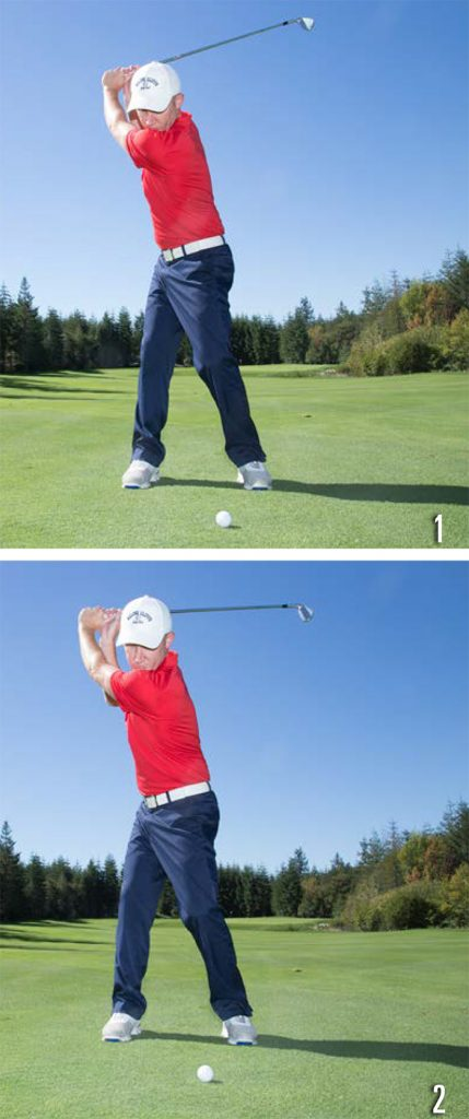 Golf Power and Accuracy 1-2