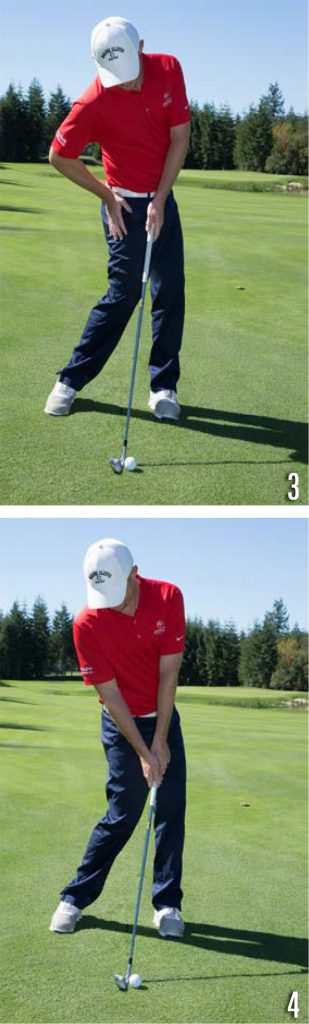 Golf Power and Accuracy 3-4