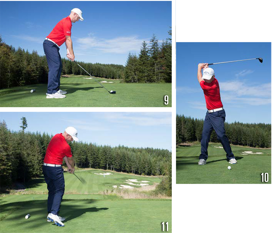 Golf Power and Accuracy 9-11