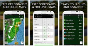 golflogix screenshots