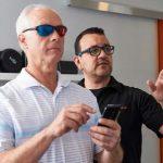 sports science lab sensory training