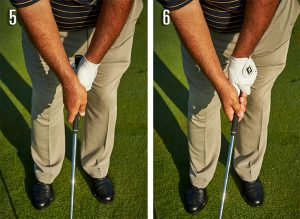 golf wedge play 5-6