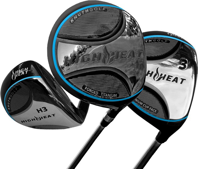 high heat driver and fairway metals