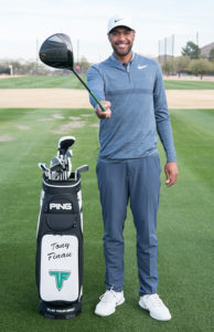 Think Like a Tour Pro - Tony Finau