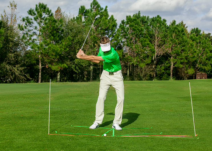 The Perfect Draw Downswing