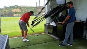 beyond golf performance robo training