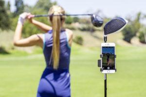 selfie golf