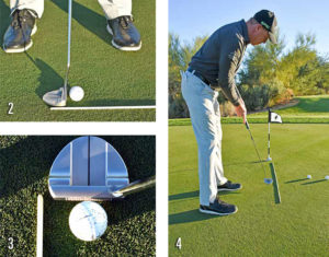 short game drills 2-4