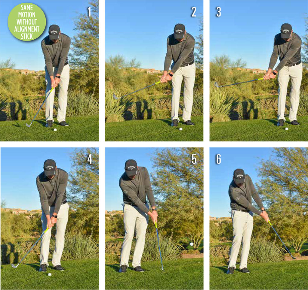 short game drills no stick