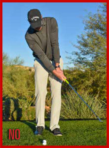 short game drills no chip