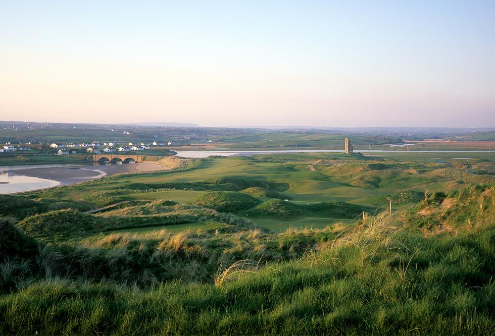 golf in ireland lahinch