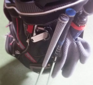 crossline golf grip