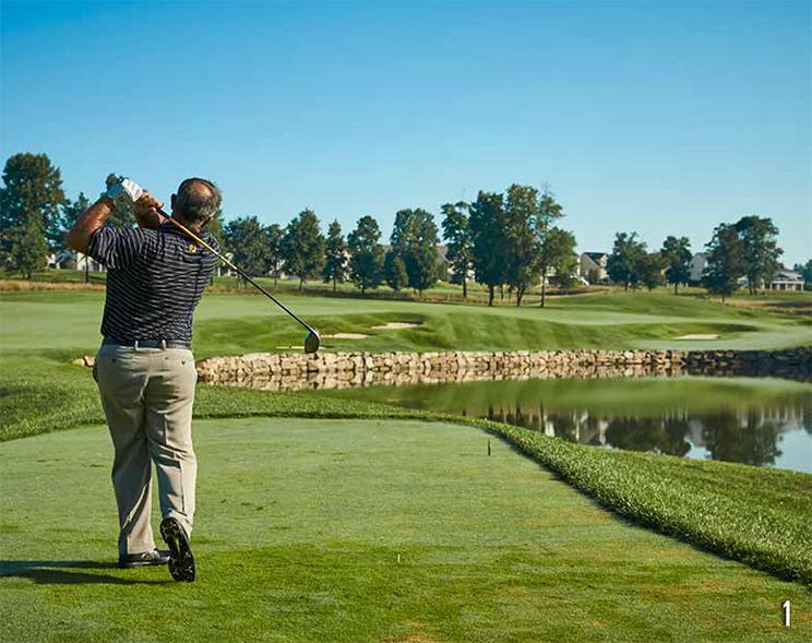Lower Golf Scores Patri 1