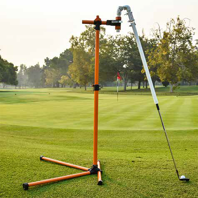 golf chipping machine