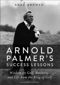 golf reading arnold palmer success lessons