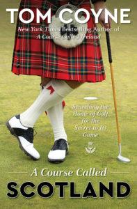 golf reading course called scotland
