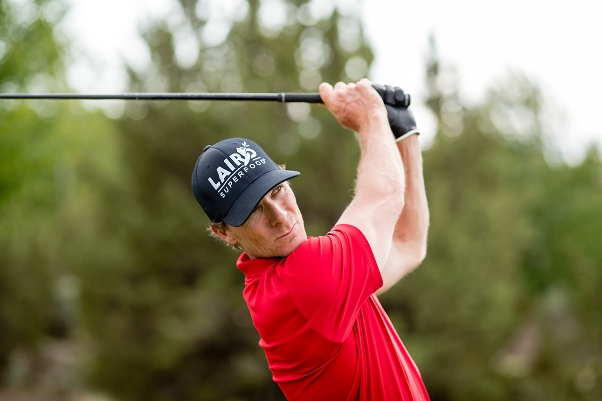 pronghorn golf academy jeff ritter