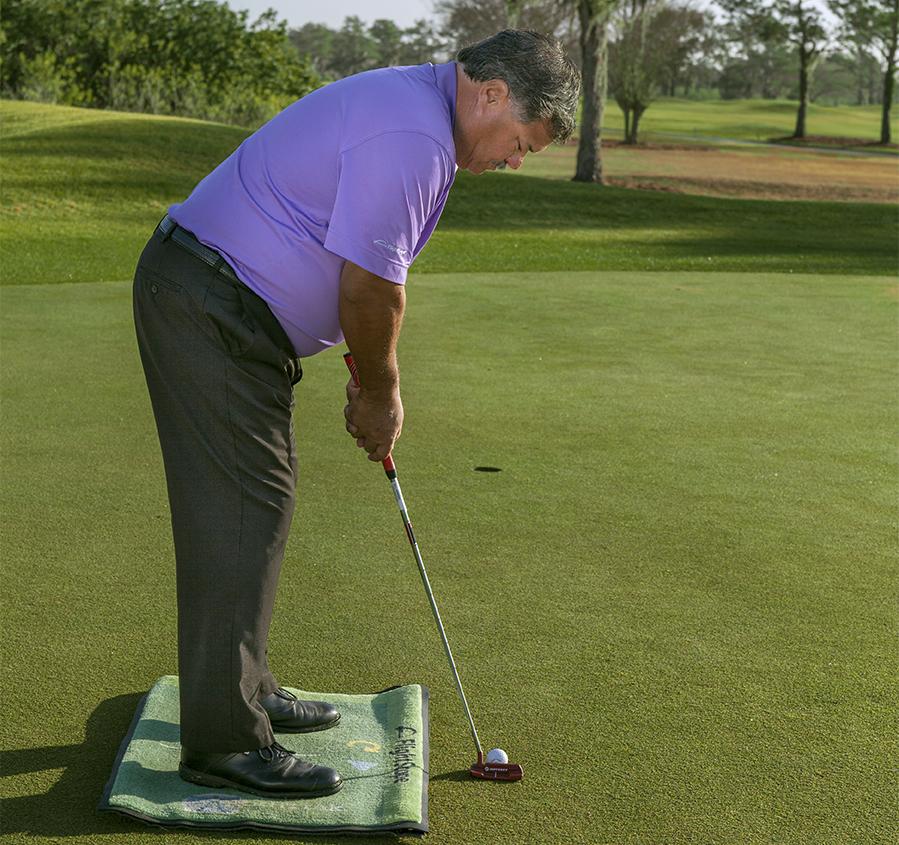balance basics for golfers featured