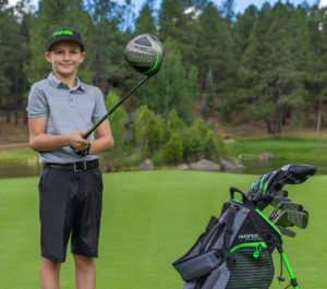 new ping products prodig-kid