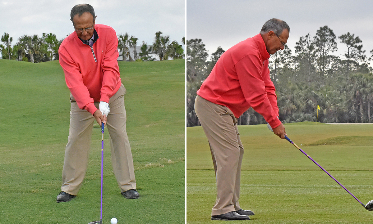 blast your drives launching pad