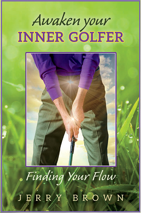 inner golfer book cover