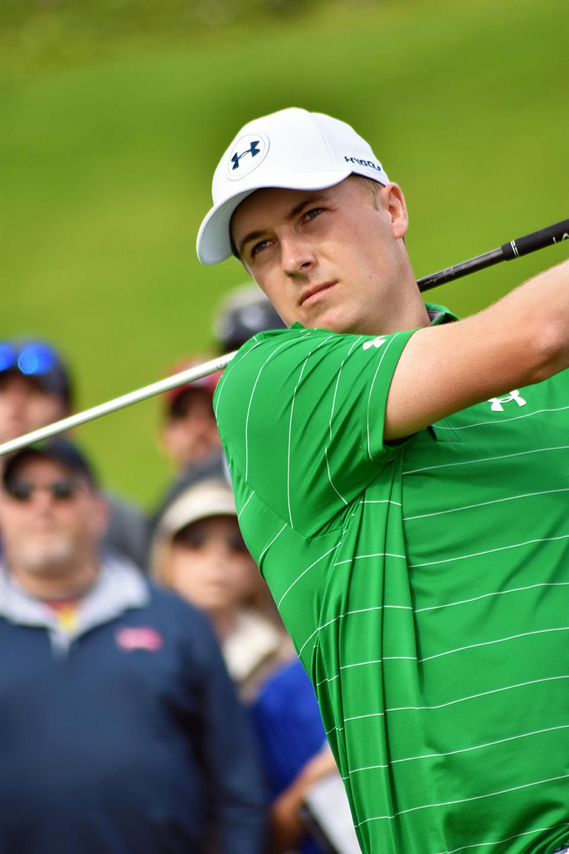 beginning golfer jordan spieth