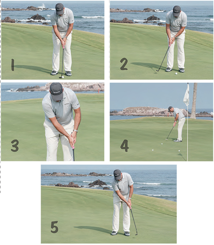 short game cheat sheet putting